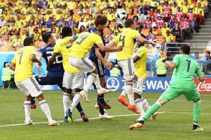 #CM2018 : le Japon déjoue les pronostics en battant la Colombie (2-1)