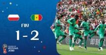 """#CM2018: Pologne vs Sénégal (1-2) Les """"Lions sauvent tout un continent"""