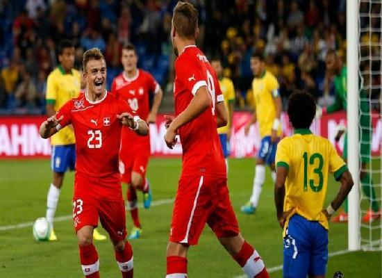 La FIFA rejette la plainte du Brésil