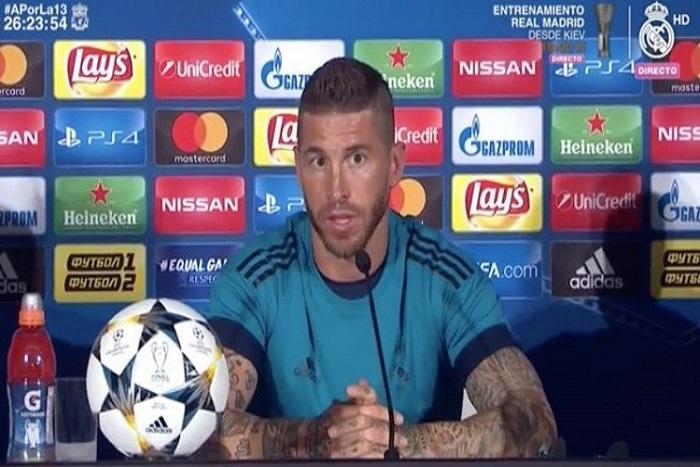 Ramos répond à Maradona : « Nous savons qu'il est à des années-lumière de Messi »
