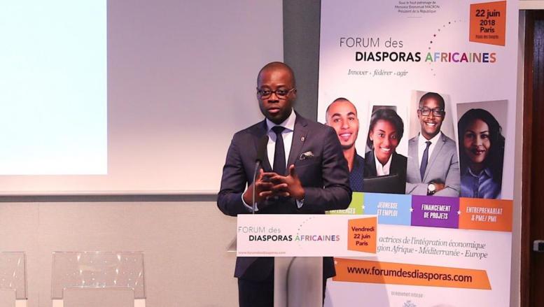Le co-développement Europe-Afrique au menu du Forum des diasporas africaines