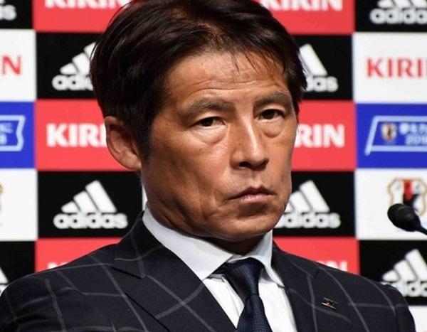 #CM2018 : le coach du Japon, Akira Nishino craint le jeu physique des « Lions »