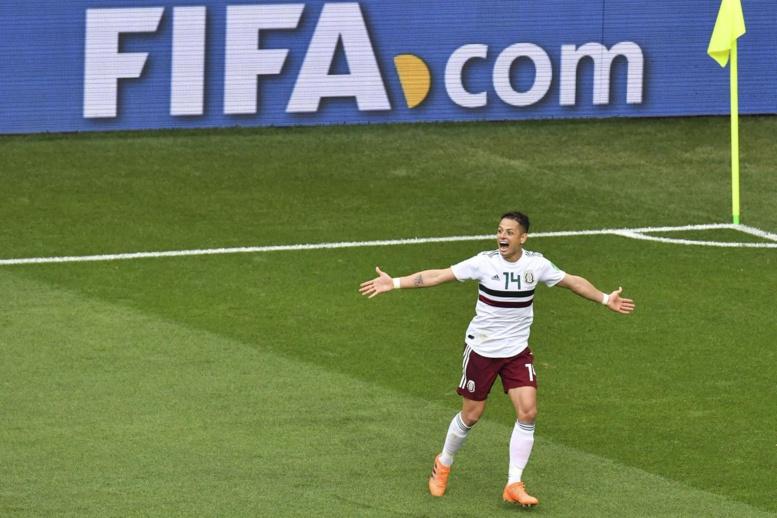 Mondial 2018 : le Mexique enregistre sa 2e victoire devant la Corée du Sud (2-1)