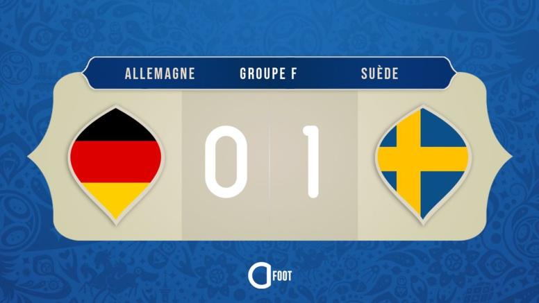 Coup de tonnerre : la Suède ouvre le score devant l'Allemagne