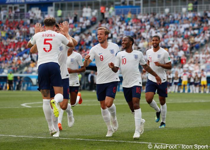 L'Angleterre atomise le Panama et se qualifie au deuxième tour
