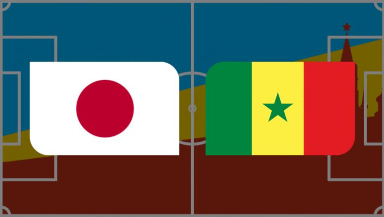 #CM2018: Vivez Japon 2 - 2 Sénégal en direct