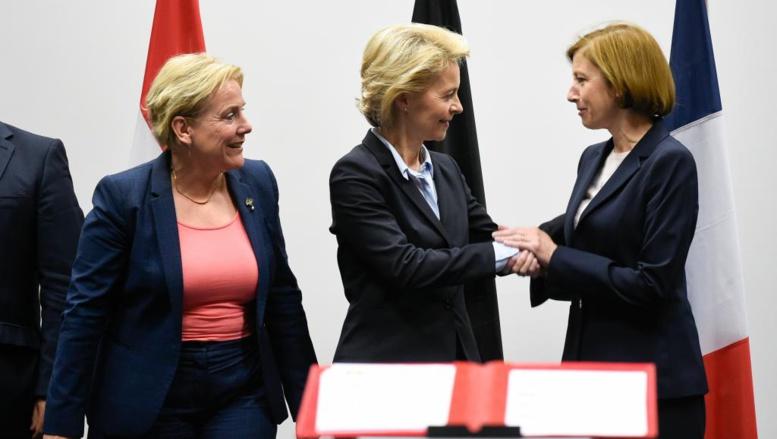 La France lance une initiative européenne de défense à neuf