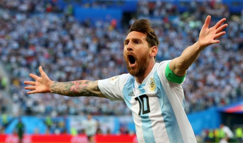 Vidéo - Messi démarre enfin son Mondial en ouvrant le score face au Nigeria (1-0)