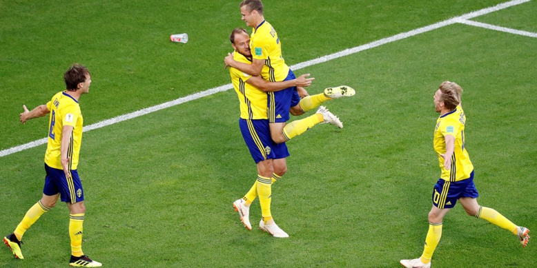 La Suède mène 3 à 0... l'Allemagne provisoirement éliminée