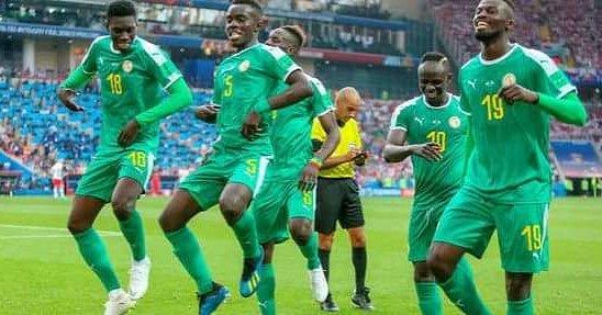 #CM2018-Situation de qualification de la poule H du Sénégal