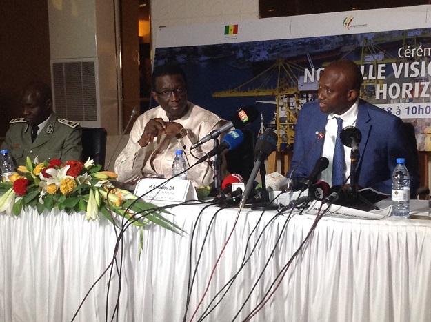 Port autonome de Dakar : le nouveau DG lance une nouvelle vision stratégique horizon 2019-2023