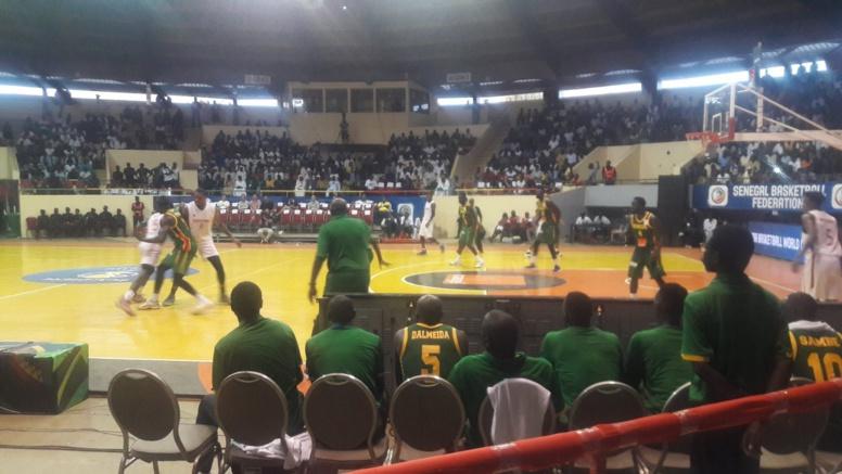 #SENRCA #FIBAWC : Le Sénégal reprend l'avantage à la mi-temps (44-41)