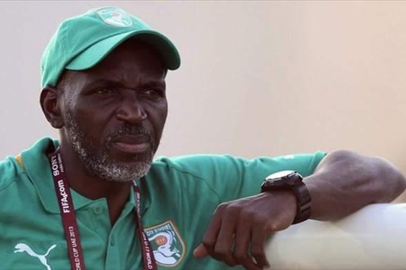 Kamara Ibrahim nommé nouveau sélectionneur de la Côte d'Ivoire