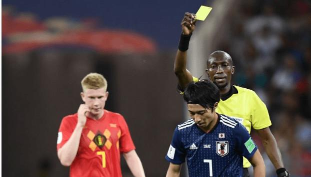 Belgique vs Japon : Malang Diédhiou rend une copie impeccable