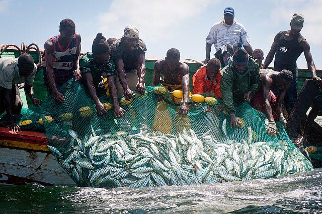 Pêche : Macky signe les accords et oblige ses pêcheurs à déverser leurs prises sur le sol mauritanien