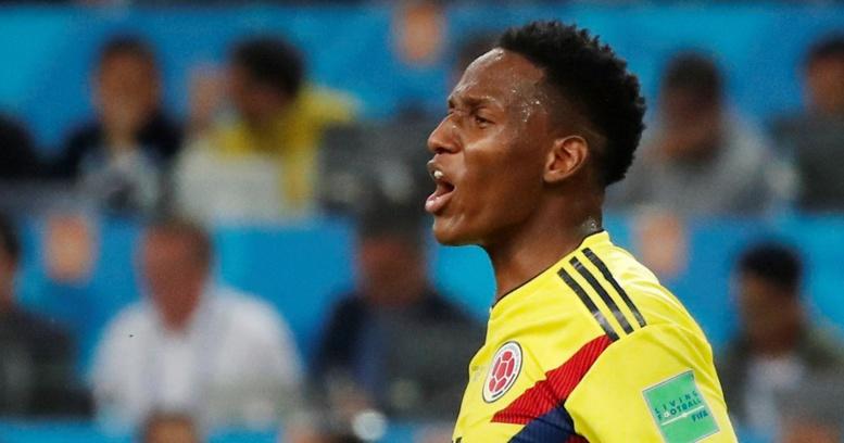 #COLENG : Yéri Mina ranime la Colombie dans les arrêts de jeu (1-1)