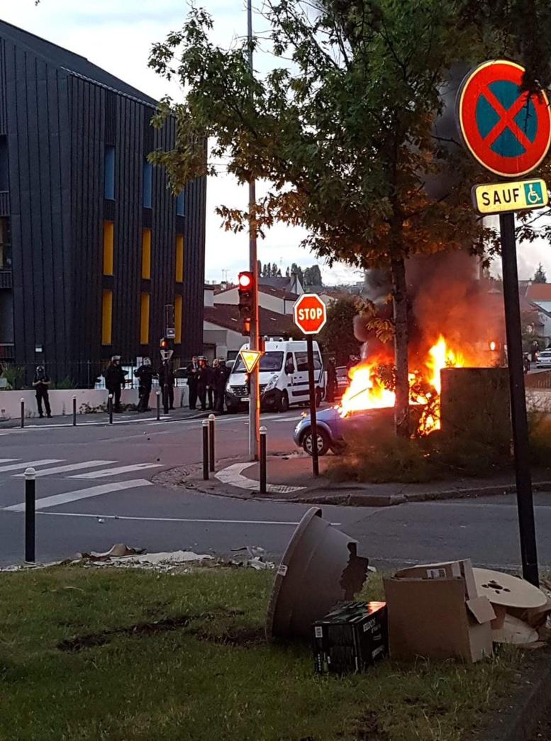 Nantes : des révoltes urbaines après la mort d'un jeune homme tué par la police