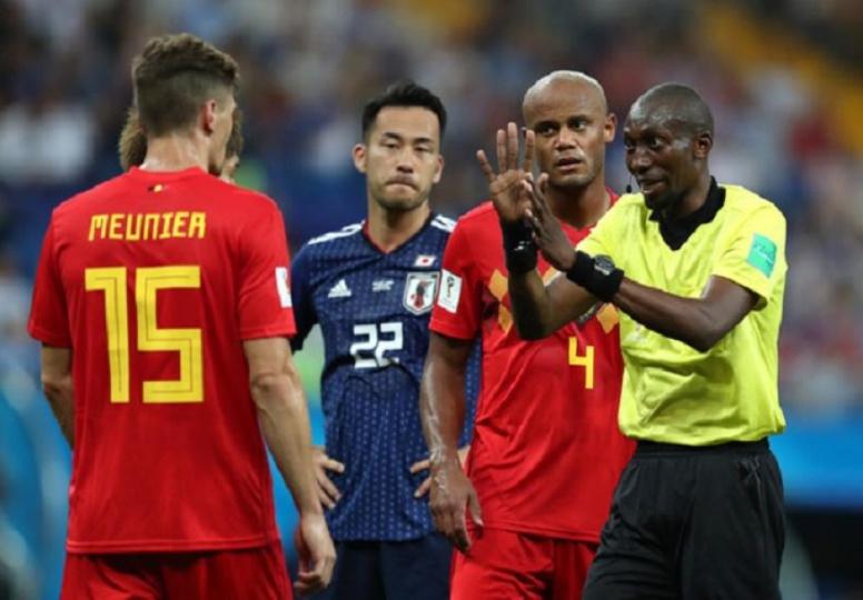 L'arbitre sénégalais Malang Diédhiou retenu pour les quarts de finale