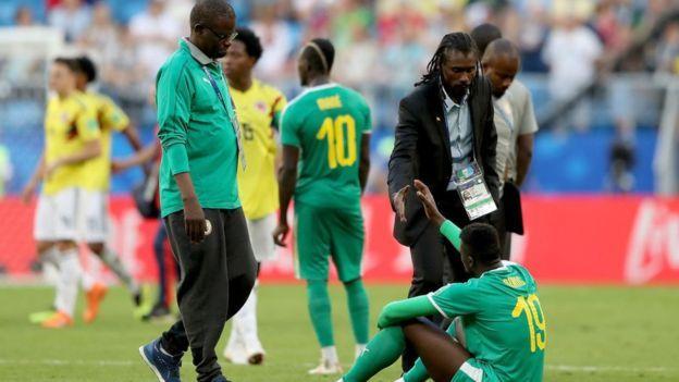 Infantino attristé par la déroute des équipes africaines au mondial russe