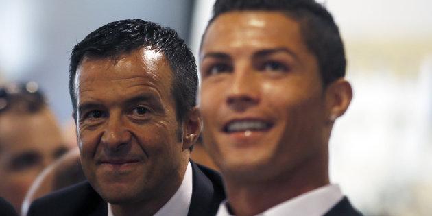 Transfert de Cristiano Ronaldo : son agent Jorge Mendes brise le silence