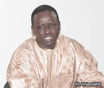 Youssoufa Sakho, DG sortant de l'ARMP