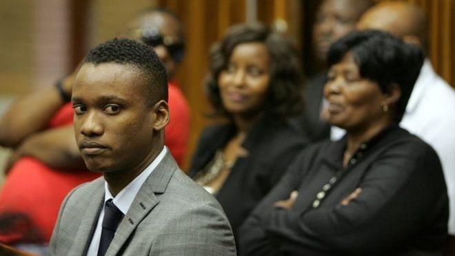 Un fils de Zuma devant les juges