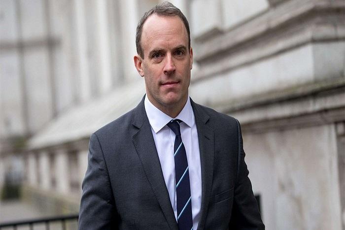 Royaume-Uni : Dominic Raab devient le nouveau ministre en charge du Brexit
