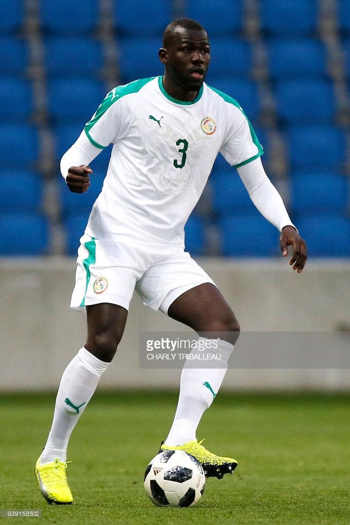 Mercato : Kalidou Koulibaly dans la short-list de Mourinho