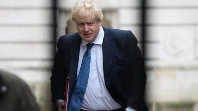 Boris Jonhson a démissionné