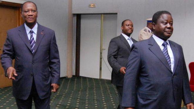  Côte d'Ivoire, le RDR tient au parti unifié avant 2020