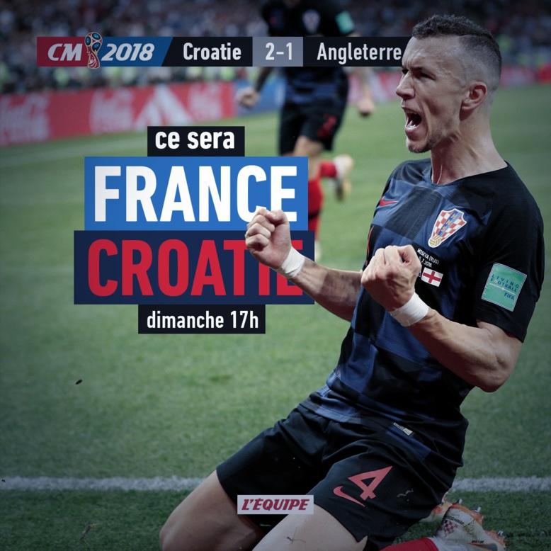 #CROENG : L'Angleterre éliminée