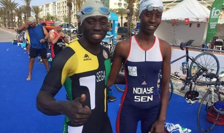 Triathlon en France : Ndoye Diop, Anta Ndiaye et Mamadou Sy avec les honneurs
