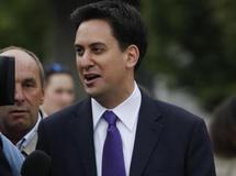 Ed Miliband élu nouveau leader du parti travailliste