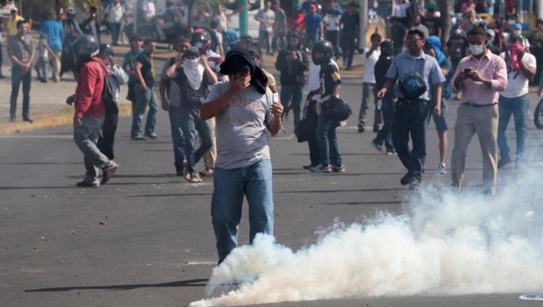 Nicaragua: au moins deux morts lors d'affrontements entre forces de l'ordre et opposants au régime