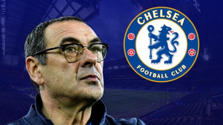 Chelsea : Maurizio Sarri débarque avec ses objectifs