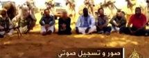 Al-Jazira diffuse des images des otages français: «un signe encourageant» pour le quai d'Orsay