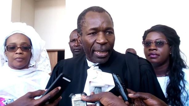 Retour sur les heurts d'audience Me Ousseynou Fall et le juge Demba Kandji