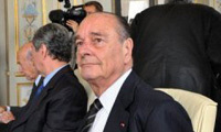 """Jacques Chirac, un retraité qui """"déprime"""""""