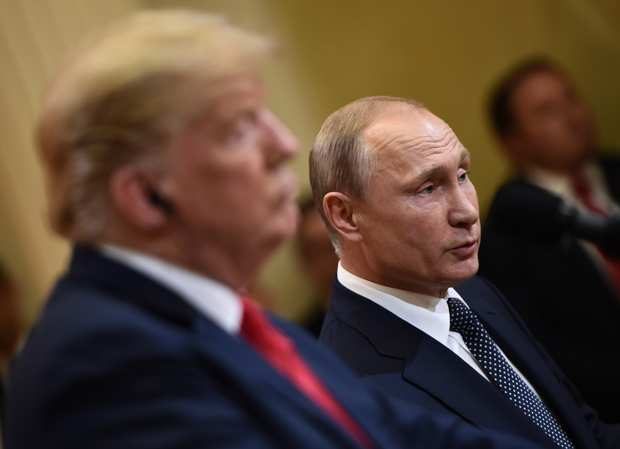 Poutine dénonce des «forces» aux Etats-Unis «prêtes à sacrifier les relations russo-américaines»
