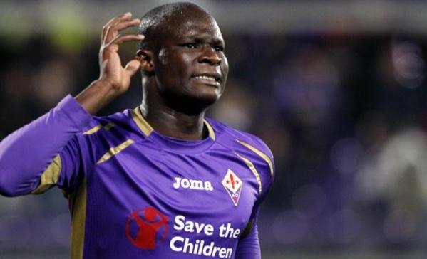 L'attaquant sénégalais Babacar Khouma vers Crystal Palace