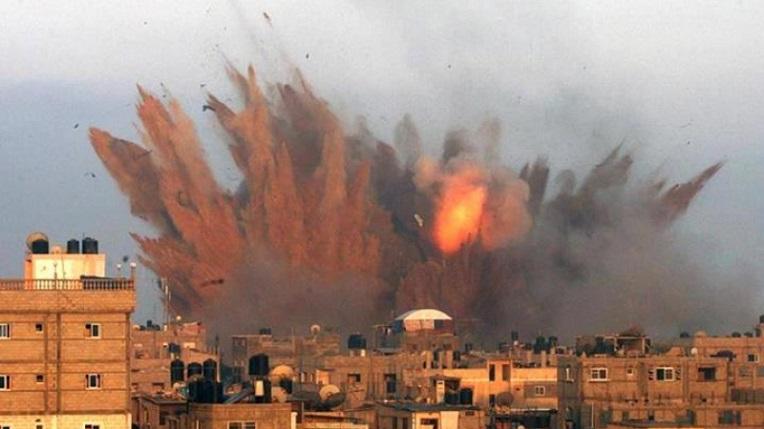 Israel bombarde massivement Gaza ce vendredi : pas moins de 4 morts