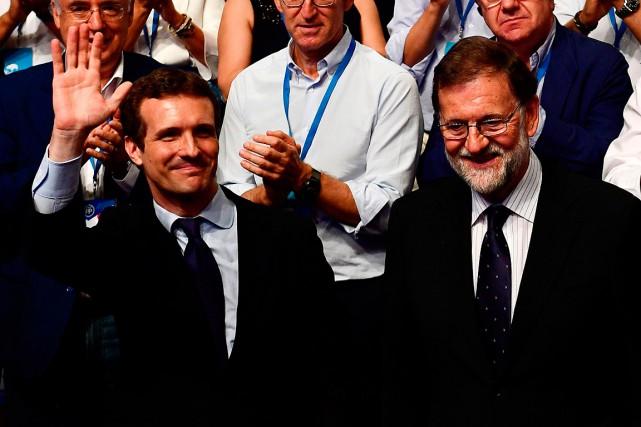 Pablo Casado, nouvel homme fort du Parti populaire espagnol