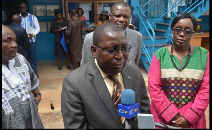 Nécrologie : Vincent Badji, Ambassadeur du Sénégal au Cameroun n'est plus !
