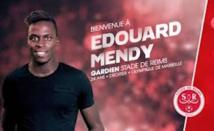 Le gardien de but de Reims Edouard Mendy choisit le Sénégal
