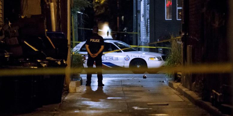 Canada : la fusillade de Toronto a fait deux morts, dont le tireur, et 12 blessés