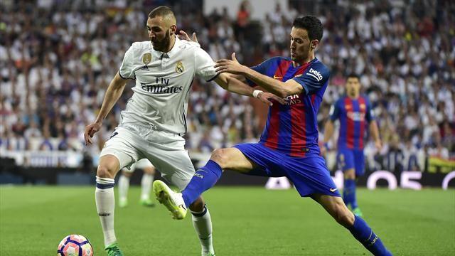 Les dates du Clasico Real-Barça dévoilées