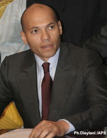 Nouvelle gestion de l'Energie : Karim Wade va prendre des mesures «vigoureuses»