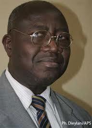 Tidiane Bâ, ministre enseignement supérieur