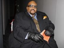 Le chanteur américain de soul music Solomon Burke est décédé