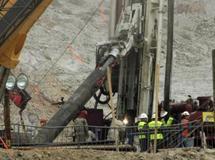Chili : dernière ligne droite pour le sauvetage des 33 mineurs bloqués